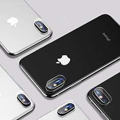 Kameraschutz Gehärtetes Glas Glasfolie P01 für Apple iPhone Xs Max Klar