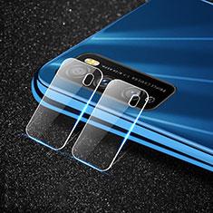 Kameraschutz Gehärtetes Glas Glasfolie Skins zum Aufkleben C01 Panzerglas für Huawei Enjoy Z 5G Klar