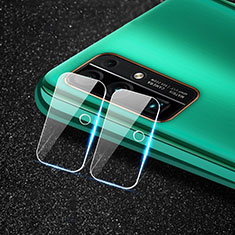 Kameraschutz Gehärtetes Glas Glasfolie Skins zum Aufkleben C01 Panzerglas für Huawei Honor 30 Klar