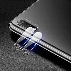 Kameraschutz Gehärtetes Glas Glasfolie Skins zum Aufkleben C01 Panzerglas für Huawei Honor 9X Klar