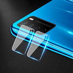 Kameraschutz Gehärtetes Glas Glasfolie Skins zum Aufkleben C01 Panzerglas für Huawei Honor Play4 5G Klar