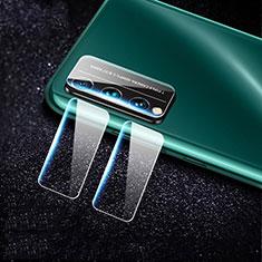 Kameraschutz Gehärtetes Glas Glasfolie Skins zum Aufkleben C01 Panzerglas für Huawei Honor Play4T Pro Klar