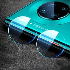 Kameraschutz Gehärtetes Glas Glasfolie Skins zum Aufkleben C01 Panzerglas für Huawei Mate 30 Klar