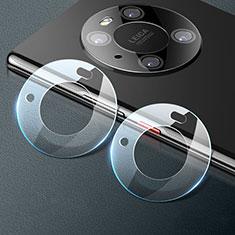 Kameraschutz Gehärtetes Glas Glasfolie Skins zum Aufkleben C01 Panzerglas für Huawei Mate 40 Pro Klar