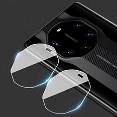 Kameraschutz Gehärtetes Glas Glasfolie Skins zum Aufkleben C01 Panzerglas für Huawei Mate 40 RS Klar