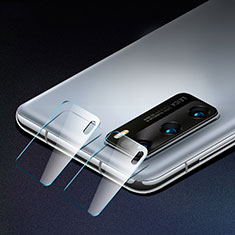 Kameraschutz Gehärtetes Glas Glasfolie Skins zum Aufkleben C01 Panzerglas für Huawei P40 Klar