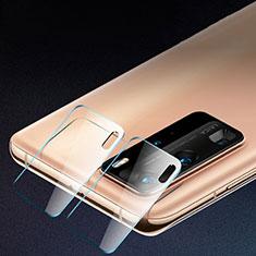 Kameraschutz Gehärtetes Glas Glasfolie Skins zum Aufkleben C01 Panzerglas für Huawei P40 Pro Klar