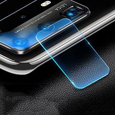 Kameraschutz Gehärtetes Glas Glasfolie Skins zum Aufkleben C01 Panzerglas für Huawei P40 Pro+ Plus Klar