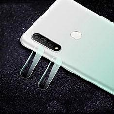 Kameraschutz Gehärtetes Glas Glasfolie Skins zum Aufkleben C01 Panzerglas für Oppo A8 Klar