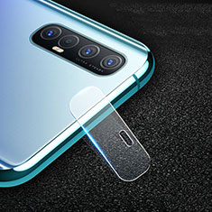 Kameraschutz Gehärtetes Glas Glasfolie Skins zum Aufkleben C01 Panzerglas für Oppo Find X2 Neo Klar