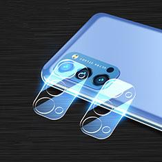 Kameraschutz Gehärtetes Glas Glasfolie Skins zum Aufkleben C01 Panzerglas für Oppo Reno4 5G Klar