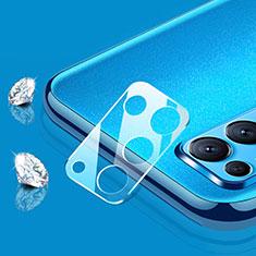 Kameraschutz Gehärtetes Glas Glasfolie Skins zum Aufkleben C01 Panzerglas für Oppo Reno5 Pro 5G Klar