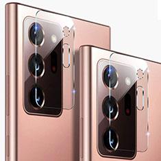 Kameraschutz Gehärtetes Glas Glasfolie Skins zum Aufkleben C01 Panzerglas für Samsung Galaxy Note 20 Ultra 5G Klar