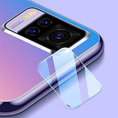 Kameraschutz Gehärtetes Glas Glasfolie Skins zum Aufkleben C01 Panzerglas für Vivo V20 Pro 5G Klar