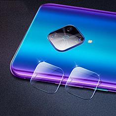 Kameraschutz Gehärtetes Glas Glasfolie Skins zum Aufkleben C01 Panzerglas für Vivo X50 Lite Klar