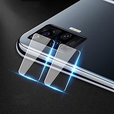 Kameraschutz Gehärtetes Glas Glasfolie Skins zum Aufkleben C01 Panzerglas für Vivo X51 5G Klar
