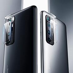 Kameraschutz Gehärtetes Glas Glasfolie Skins zum Aufkleben C01 Panzerglas für Xiaomi Mi 10 Ultra Klar
