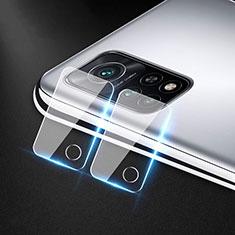 Kameraschutz Gehärtetes Glas Glasfolie Skins zum Aufkleben C01 Panzerglas für Xiaomi Mi 10T 5G Klar