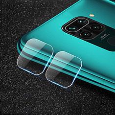 Kameraschutz Gehärtetes Glas Glasfolie Skins zum Aufkleben C01 Panzerglas für Xiaomi Redmi Note 9 Klar