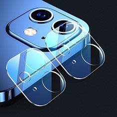 Kameraschutz Gehärtetes Glas Glasfolie Skins zum Aufkleben C02 Panzerglas für Apple iPhone 12 Mini Klar