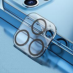 Kameraschutz Gehärtetes Glas Glasfolie Skins zum Aufkleben C02 Panzerglas für Apple iPhone 12 Pro Klar