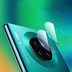 Kameraschutz Gehärtetes Glas Glasfolie Skins zum Aufkleben C02 Panzerglas für Huawei Mate 30 Pro Klar