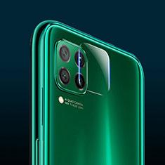 Kameraschutz Gehärtetes Glas Glasfolie Skins zum Aufkleben C02 Panzerglas für Huawei Nova 6 SE Klar
