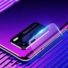 Kameraschutz Gehärtetes Glas Glasfolie Skins zum Aufkleben C02 Panzerglas für Huawei P40 Klar