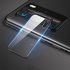 Kameraschutz Gehärtetes Glas Glasfolie Skins zum Aufkleben C02 Panzerglas für Huawei P40 Pro Klar