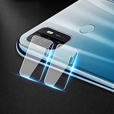 Kameraschutz Gehärtetes Glas Glasfolie Skins zum Aufkleben C02 Panzerglas für Oppo A32 Klar