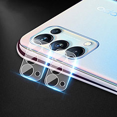 Kameraschutz Gehärtetes Glas Glasfolie Skins zum Aufkleben C02 Panzerglas für Oppo Reno5 Pro 5G Klar