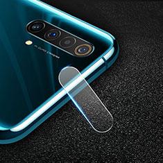 Kameraschutz Gehärtetes Glas Glasfolie Skins zum Aufkleben C02 Panzerglas für Realme X50m 5G Klar