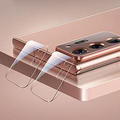 Kameraschutz Gehärtetes Glas Glasfolie Skins zum Aufkleben C02 Panzerglas für Samsung Galaxy Note 20 Ultra 5G Klar