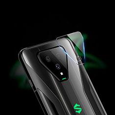 Kameraschutz Gehärtetes Glas Glasfolie Skins zum Aufkleben C02 Panzerglas für Xiaomi Black Shark 3 Pro Klar