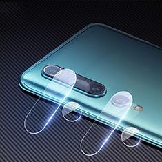 Kameraschutz Gehärtetes Glas Glasfolie Skins zum Aufkleben C02 Panzerglas für Xiaomi Mi 10 Klar