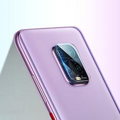 Kameraschutz Gehärtetes Glas Glasfolie Skins zum Aufkleben C02 Panzerglas für Xiaomi Redmi Note 9 Pro Klar