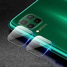Kameraschutz Gehärtetes Glas Glasfolie Skins zum Aufkleben C03 Panzerglas für Huawei P40 Lite Klar