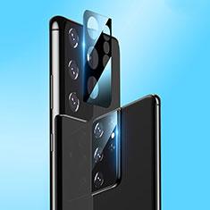 Kameraschutz Gehärtetes Glas Glasfolie Skins zum Aufkleben C03 Panzerglas für Samsung Galaxy S21 Ultra 5G Klar
