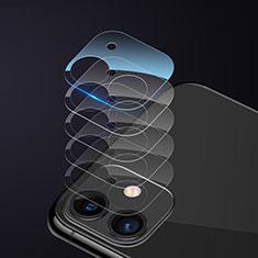 Kameraschutz Gehärtetes Glas Glasfolie Skins zum Aufkleben Panzerglas für Apple iPhone 12 Mini Klar