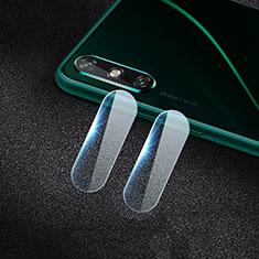 Kameraschutz Gehärtetes Glas Glasfolie Skins zum Aufkleben Panzerglas für Huawei Enjoy 10e Klar
