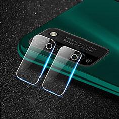 Kameraschutz Gehärtetes Glas Glasfolie Skins zum Aufkleben Panzerglas für Huawei Honor 30 Lite 5G Klar