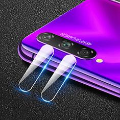 Kameraschutz Gehärtetes Glas Glasfolie Skins zum Aufkleben Panzerglas für Huawei Honor 9X Pro Klar