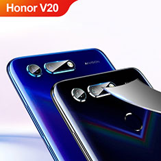 Kameraschutz Gehärtetes Glas Glasfolie Skins zum Aufkleben Panzerglas für Huawei Honor View 20 Klar