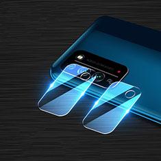 Kameraschutz Gehärtetes Glas Glasfolie Skins zum Aufkleben Panzerglas für Huawei Honor X10 5G Klar