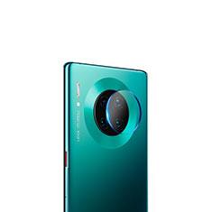 Kameraschutz Gehärtetes Glas Glasfolie Skins zum Aufkleben Panzerglas für Huawei Mate 30E Pro 5G Klar