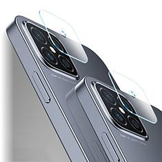Kameraschutz Gehärtetes Glas Glasfolie Skins zum Aufkleben Panzerglas für Huawei Nova 8 SE 5G Klar
