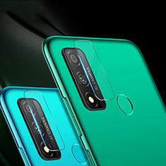 Kameraschutz Gehärtetes Glas Glasfolie Skins zum Aufkleben Panzerglas für Huawei P Smart (2020) Klar