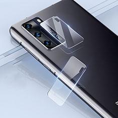 Kameraschutz Gehärtetes Glas Glasfolie Skins zum Aufkleben Panzerglas für Huawei P40 Klar