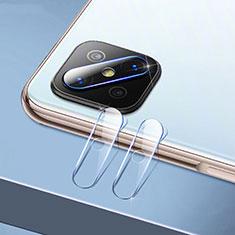 Kameraschutz Gehärtetes Glas Glasfolie Skins zum Aufkleben Panzerglas für Oppo A92s 5G Klar