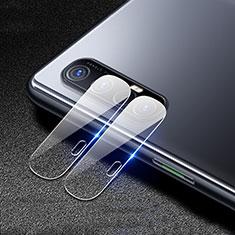 Kameraschutz Gehärtetes Glas Glasfolie Skins zum Aufkleben Panzerglas für Oppo Find X2 Neo Klar